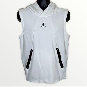 Nike Air Jordan AJ Lite Sleeveless Hoodie Small